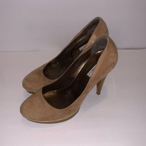 Charles David Leather Pumps Size 10 Brown